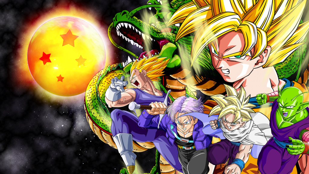 Dragon Ball Z Wallpaper Widescreen Hd 6053 Wallpaper