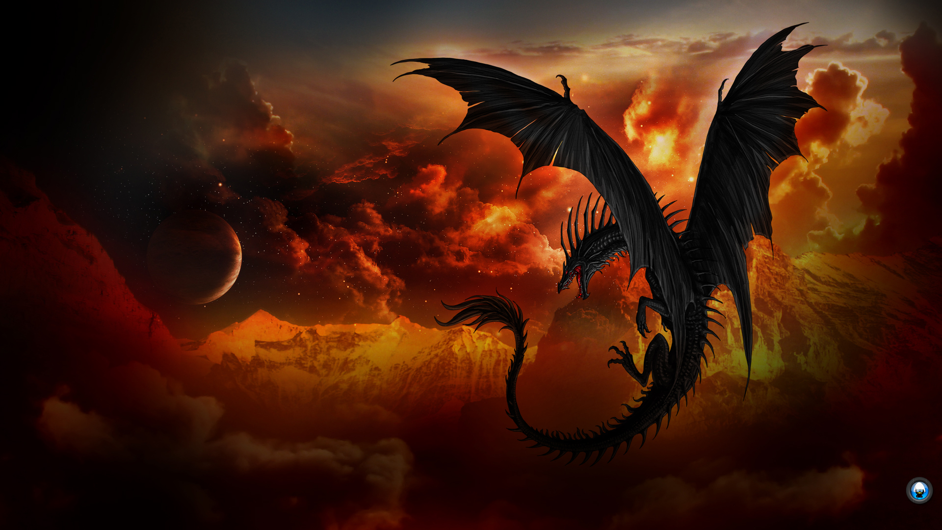 Dragon Wallpaper Themes HD