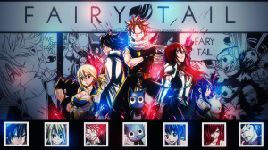 Fairy Tail 1920X1080 HD Desktop
