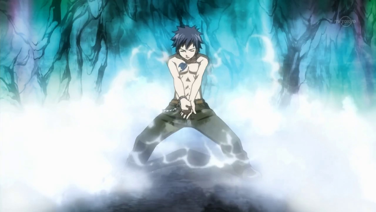 Fairy Tail Gray Wallpapers HD