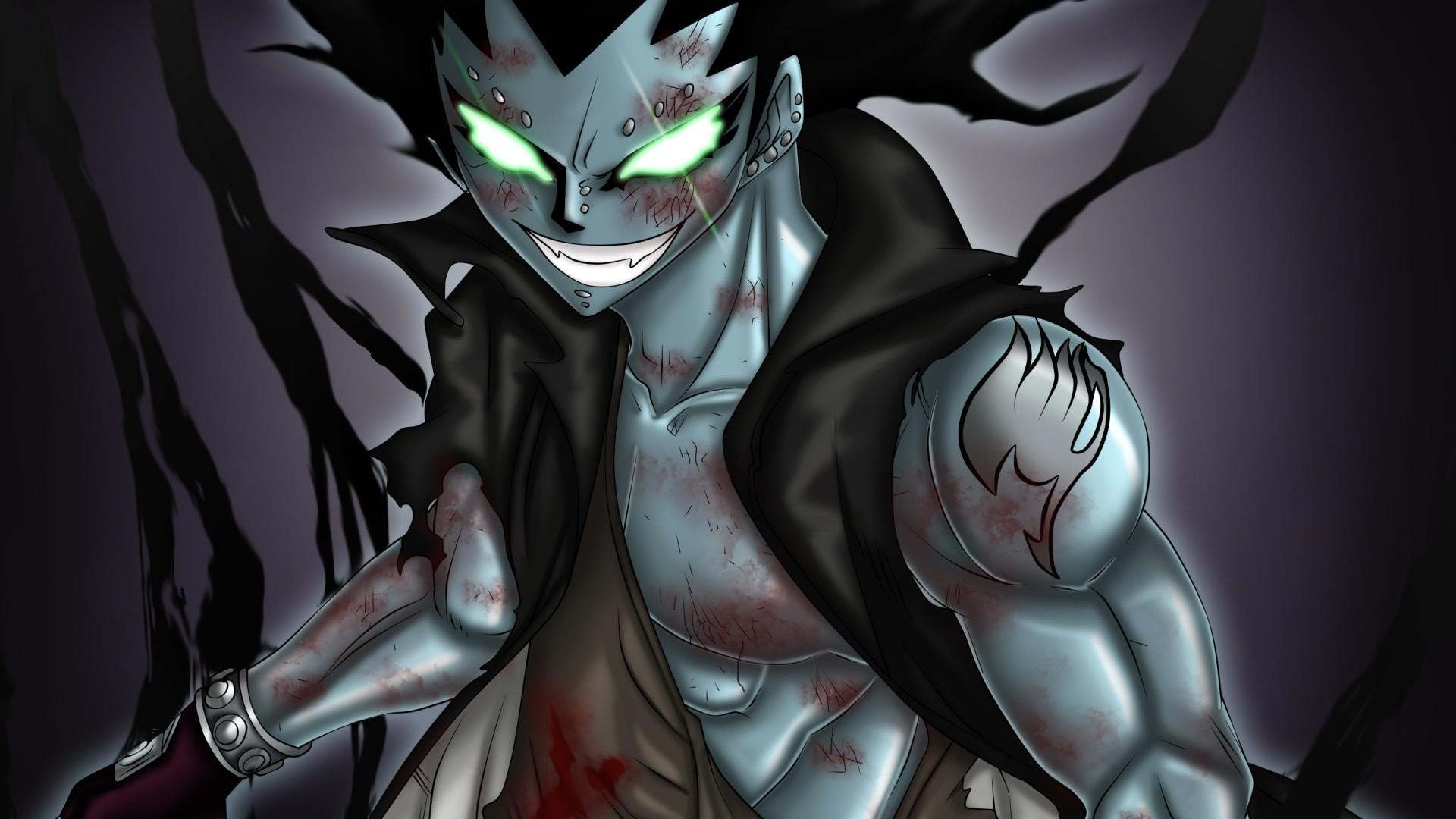 Fairy Tail Wallpaper Angry Natsu