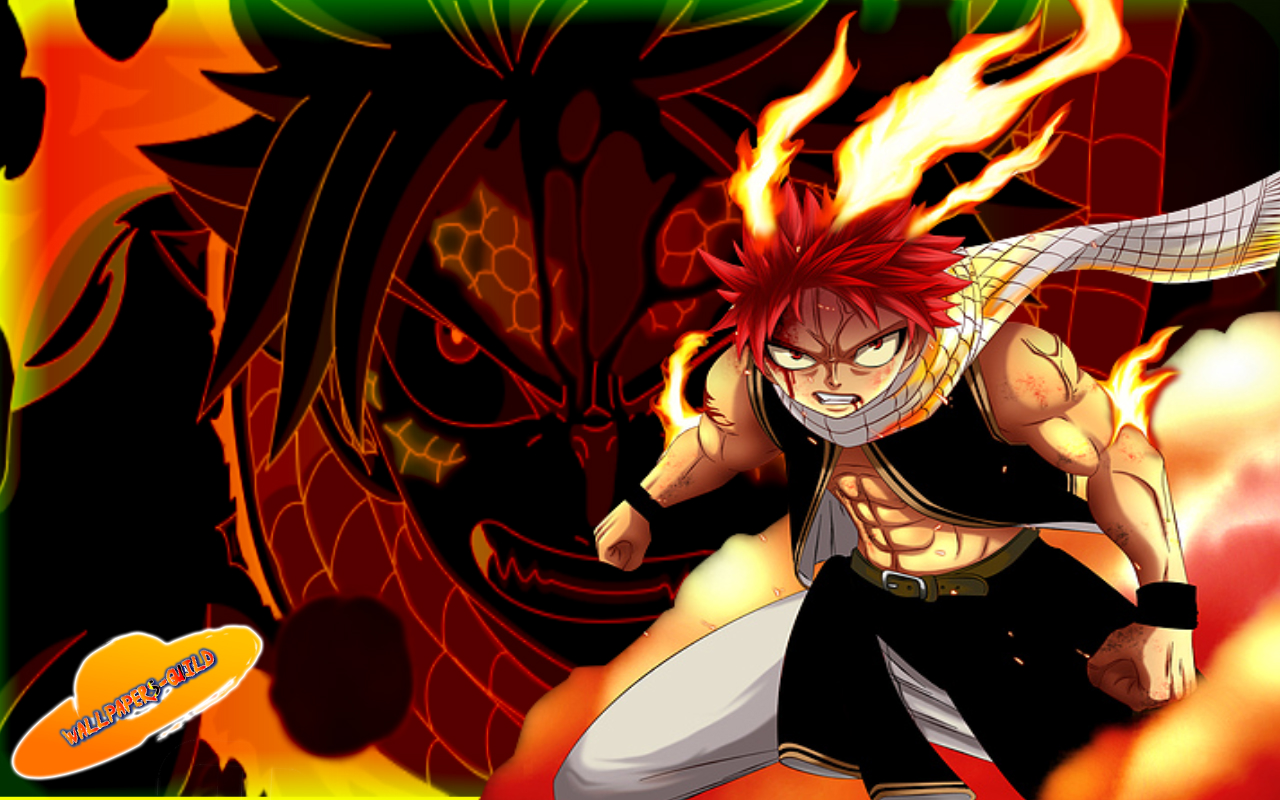 Fairy Tail Wallpaper Fullscreen