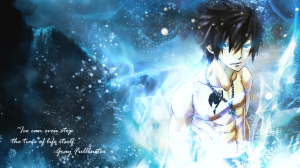 Fairy Tail Wallpaper Gray Anime