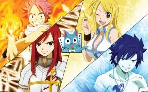 Fairy Tail Wallpaper HD High Resolution