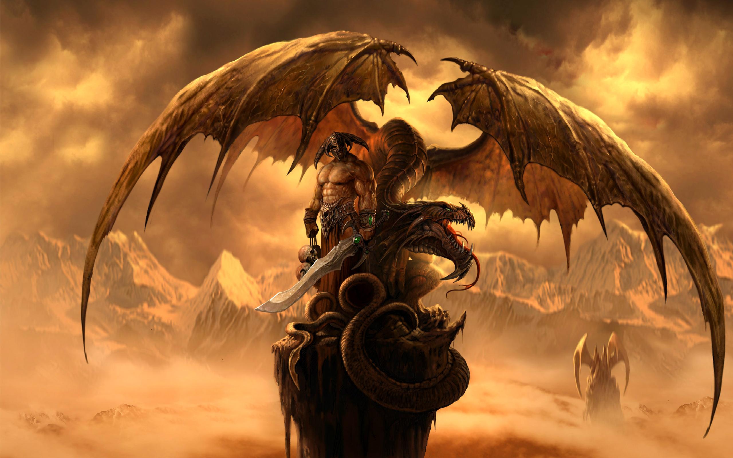 Fantasy Dragon Wallpaper Downloads