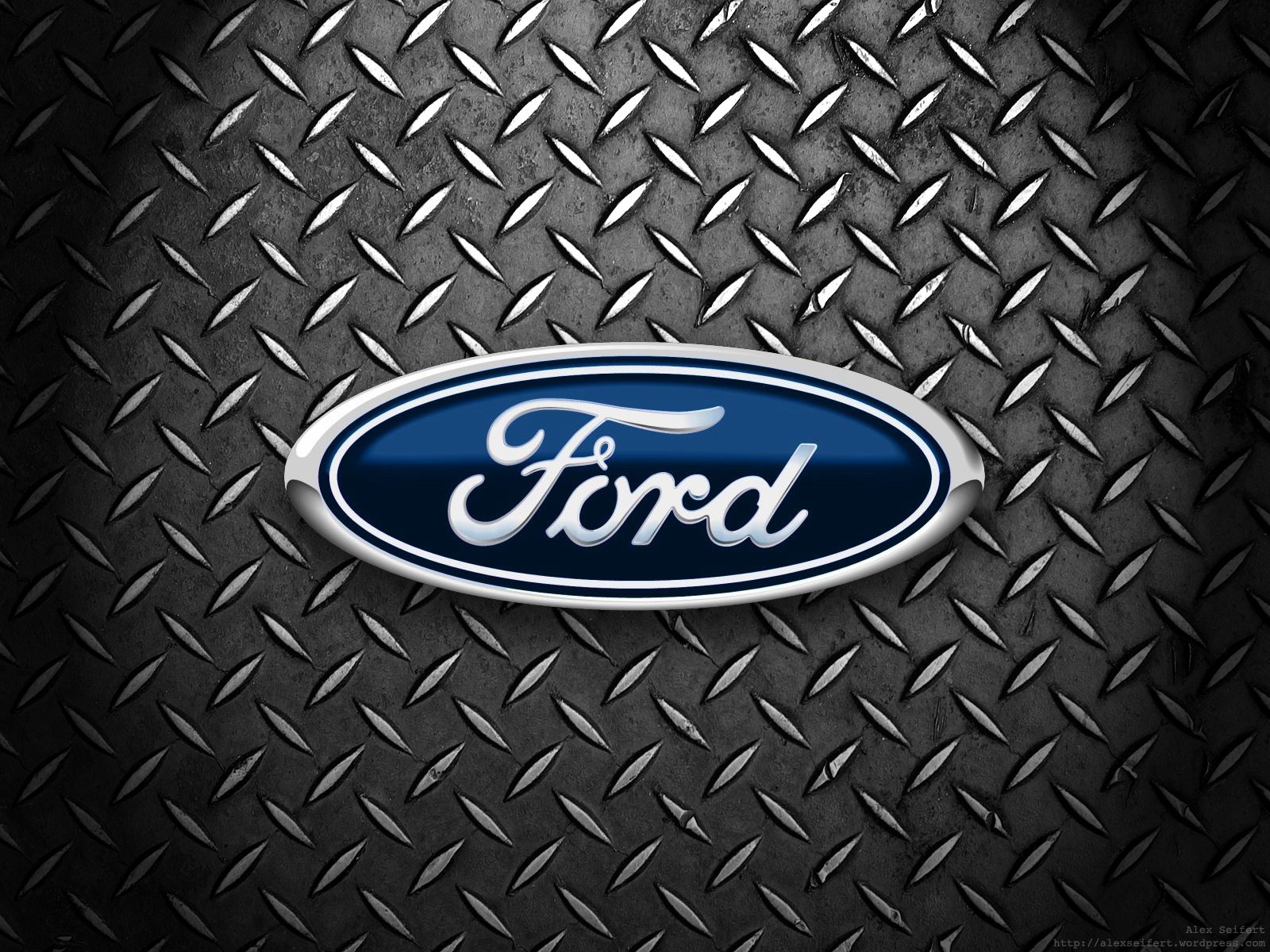 Ford Logo Wallpaper HD