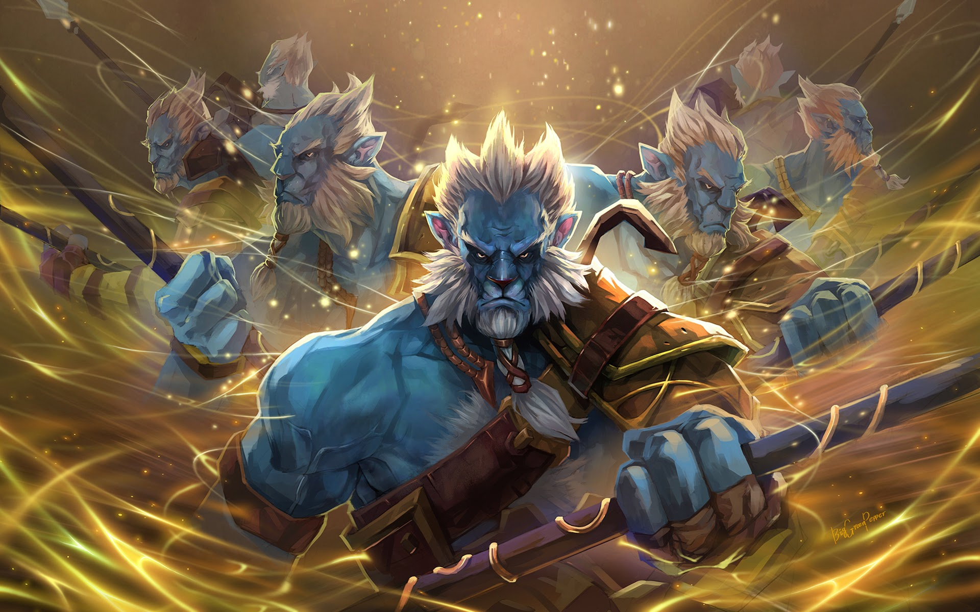 Games Online Dota Wallpaper