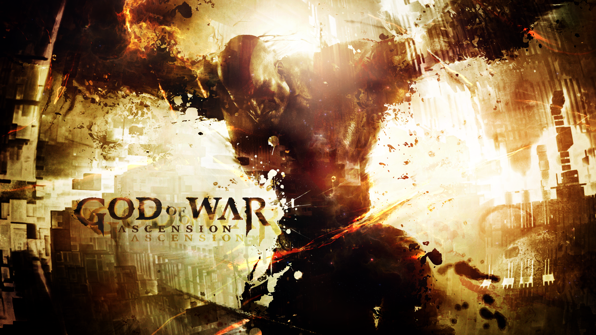 God of war ascension wallpapers 7339 wallpaper walldiskpaper god of war ascension wallpapers voltagebd Image collections