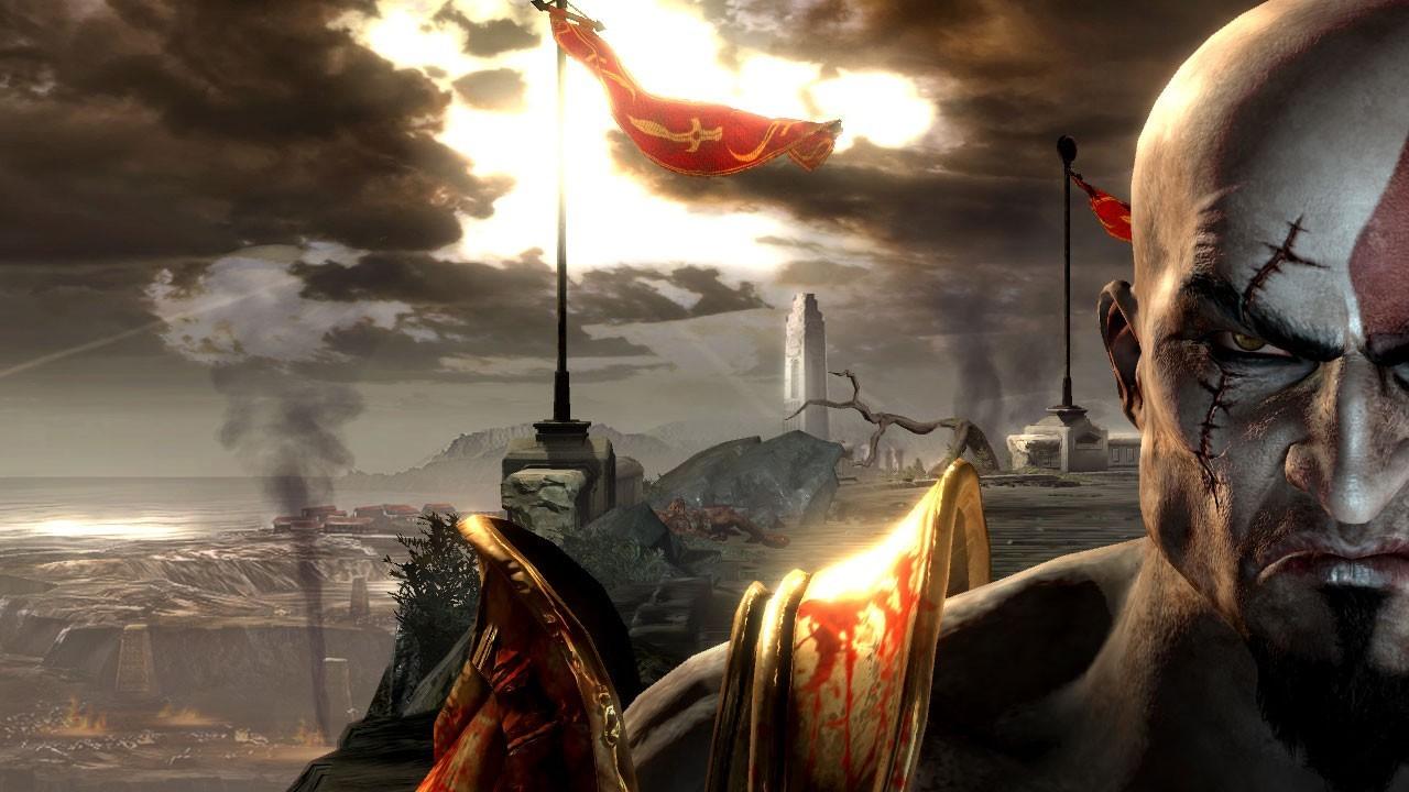 God Of War Wallpaper Android Walldiskpaper