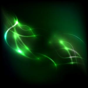 Green Background Widescreen HD