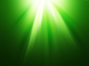 Green Spring Background Computer