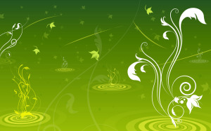 Green Wallpaper 1920x1200 HD