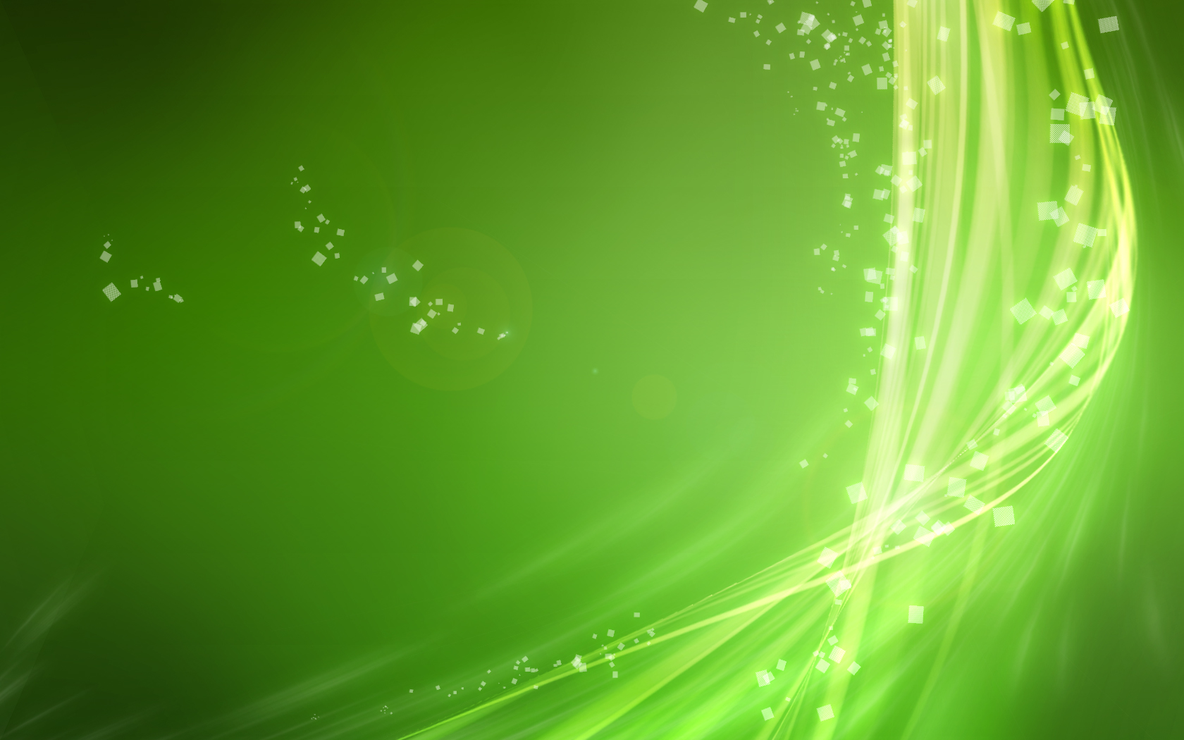 Abstract Wallpaper Green Hd