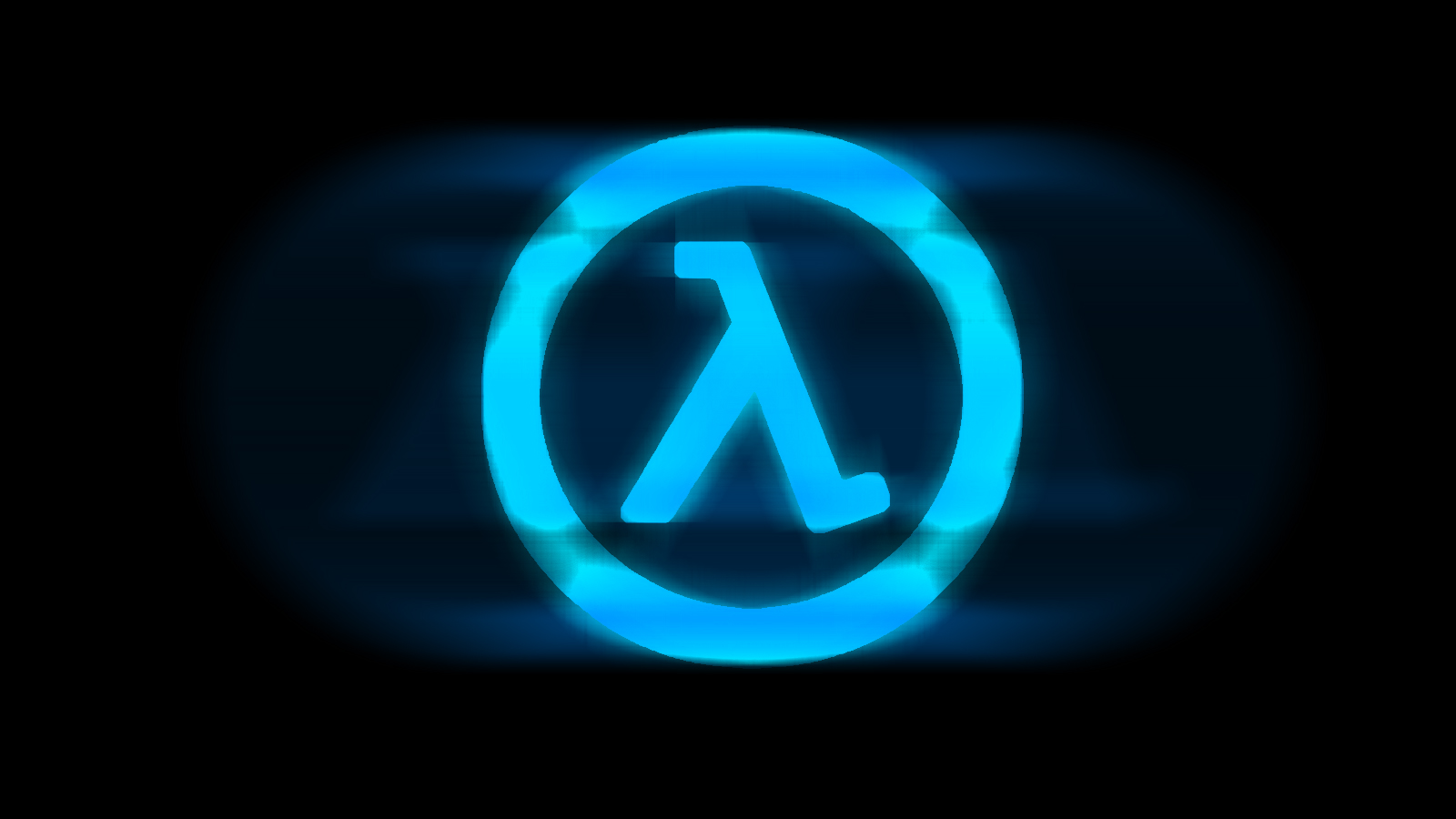Half Life Logo Wallpaper HD