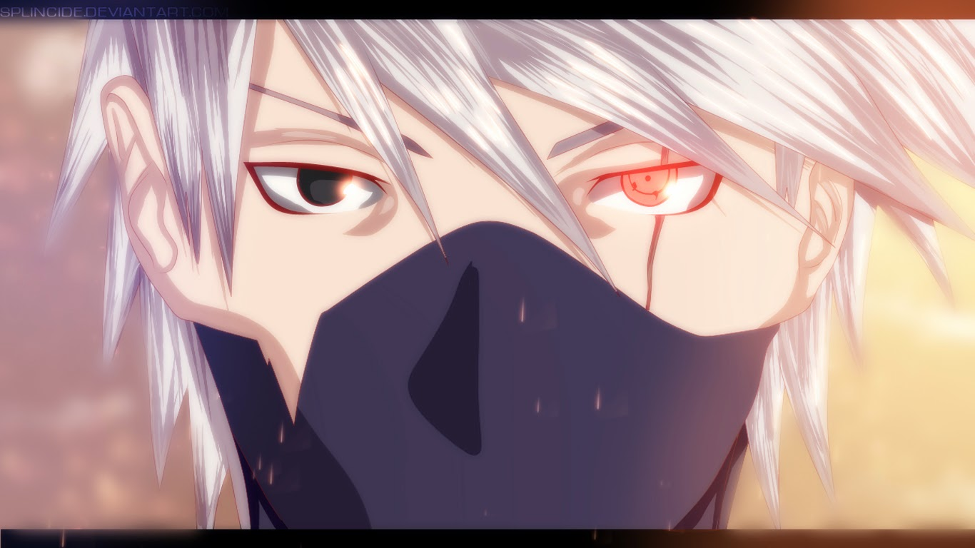 Kakashi Sharingan Wallpapers HD