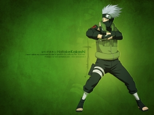 Kakashi Wallpaper Desktop Computer