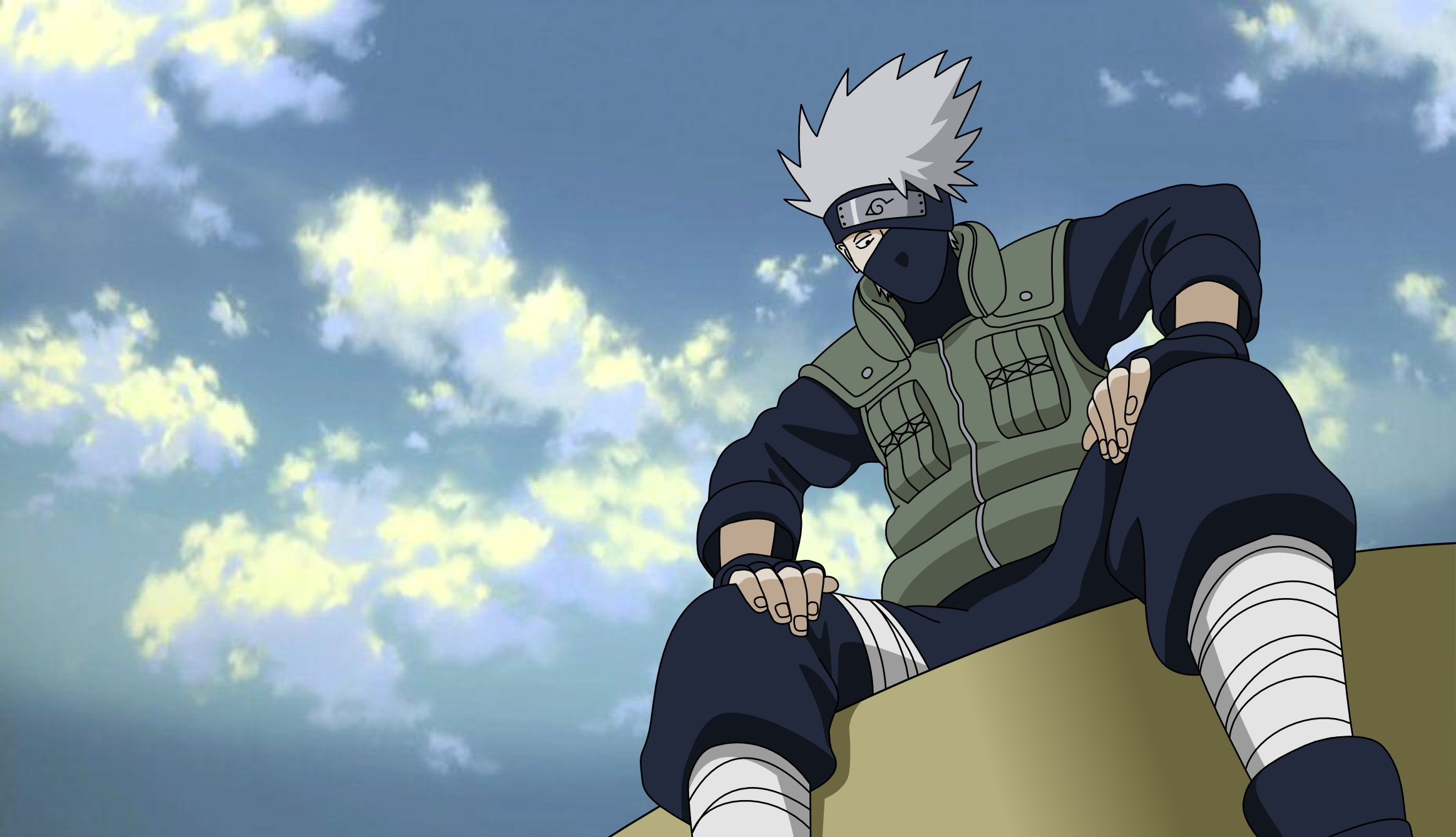 Kakashi Wallpaper Free Download