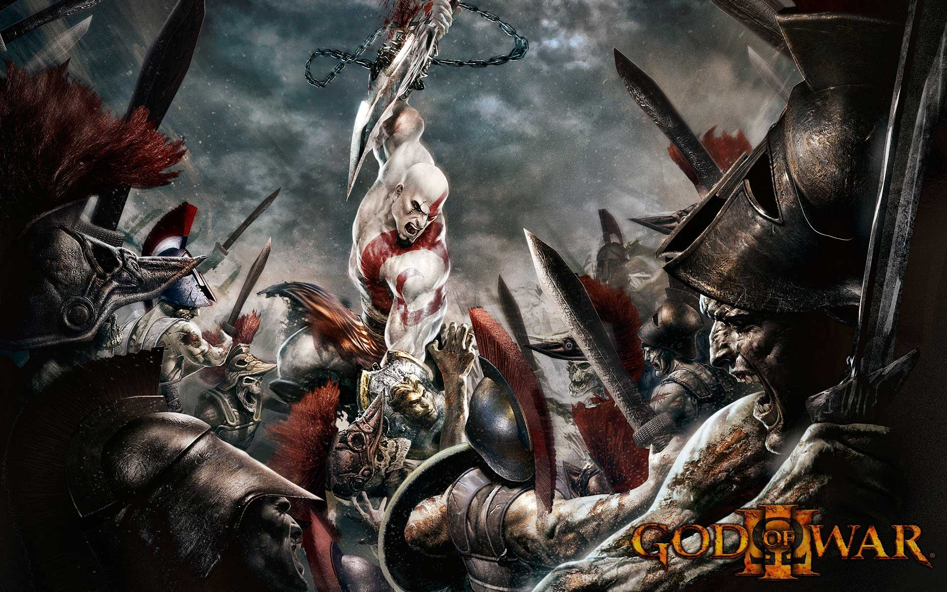 Latest God Of War Wallpaper Full 2015