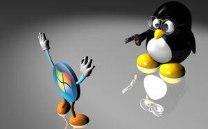 Linux Wallpaper HD Desktop