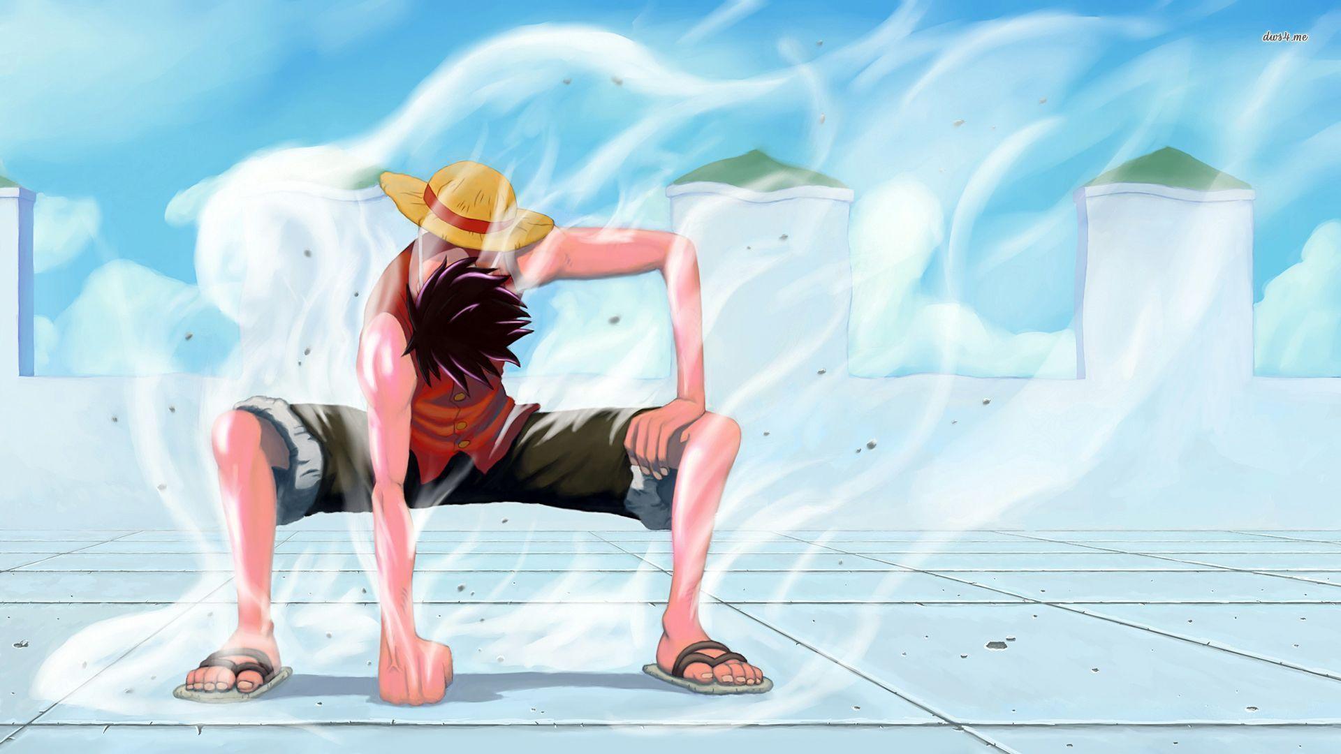 Luffy Monkey Wallpaper Anime HD