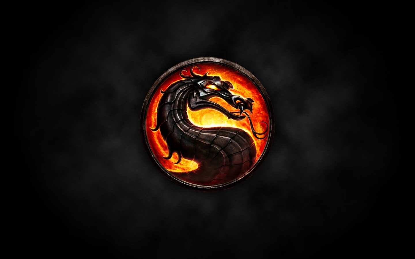 Mortal Kombat Wallpaper Symbol HD