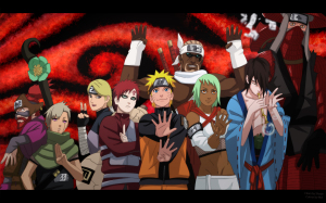 Naruto Shippuden Wallpaper High Definition