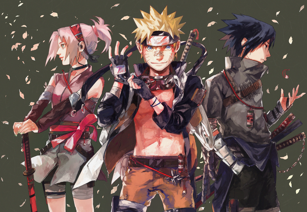 Naruto Shippuden Wallpaper High Res
