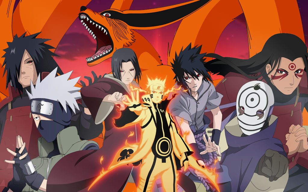 Naruto Shippuden Wallpaper Windows