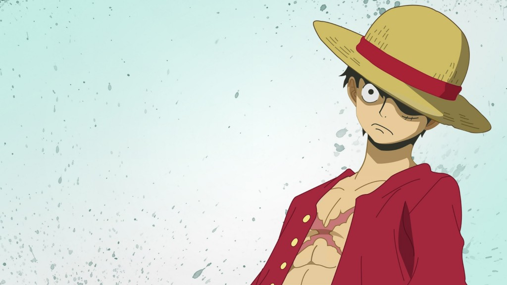 One Piece Luffy Wallpaper HD