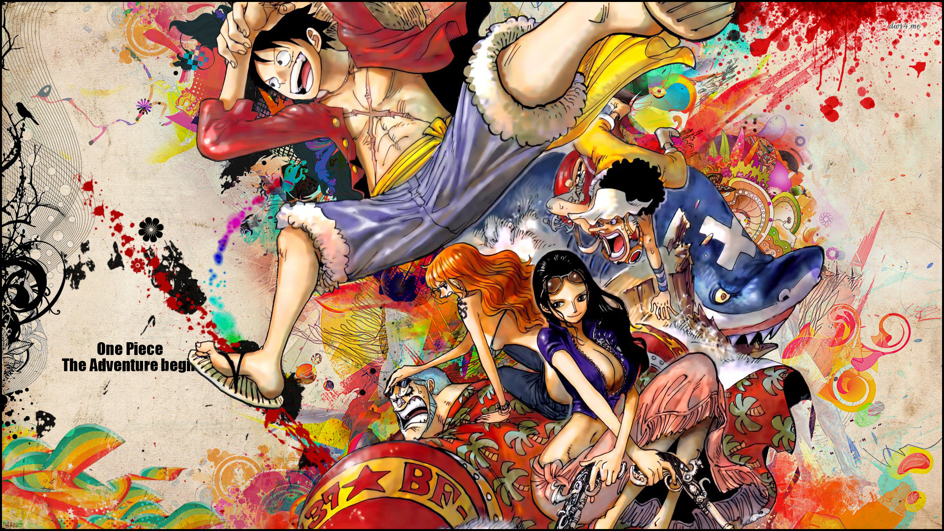 One Piece Wallpaper Background Download