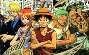 One Piece Wallpaper Background Widescreen