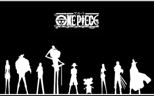 One Piece Wallpaper Black 1920x1200