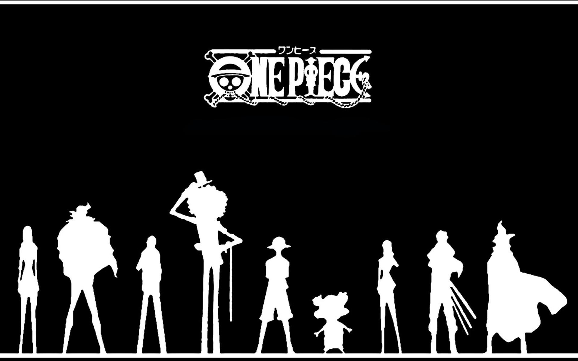 One Piece Wallpaper Black 1920×1200