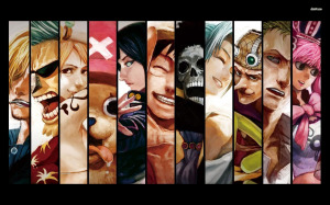 One Piece Wallpaper Desktop