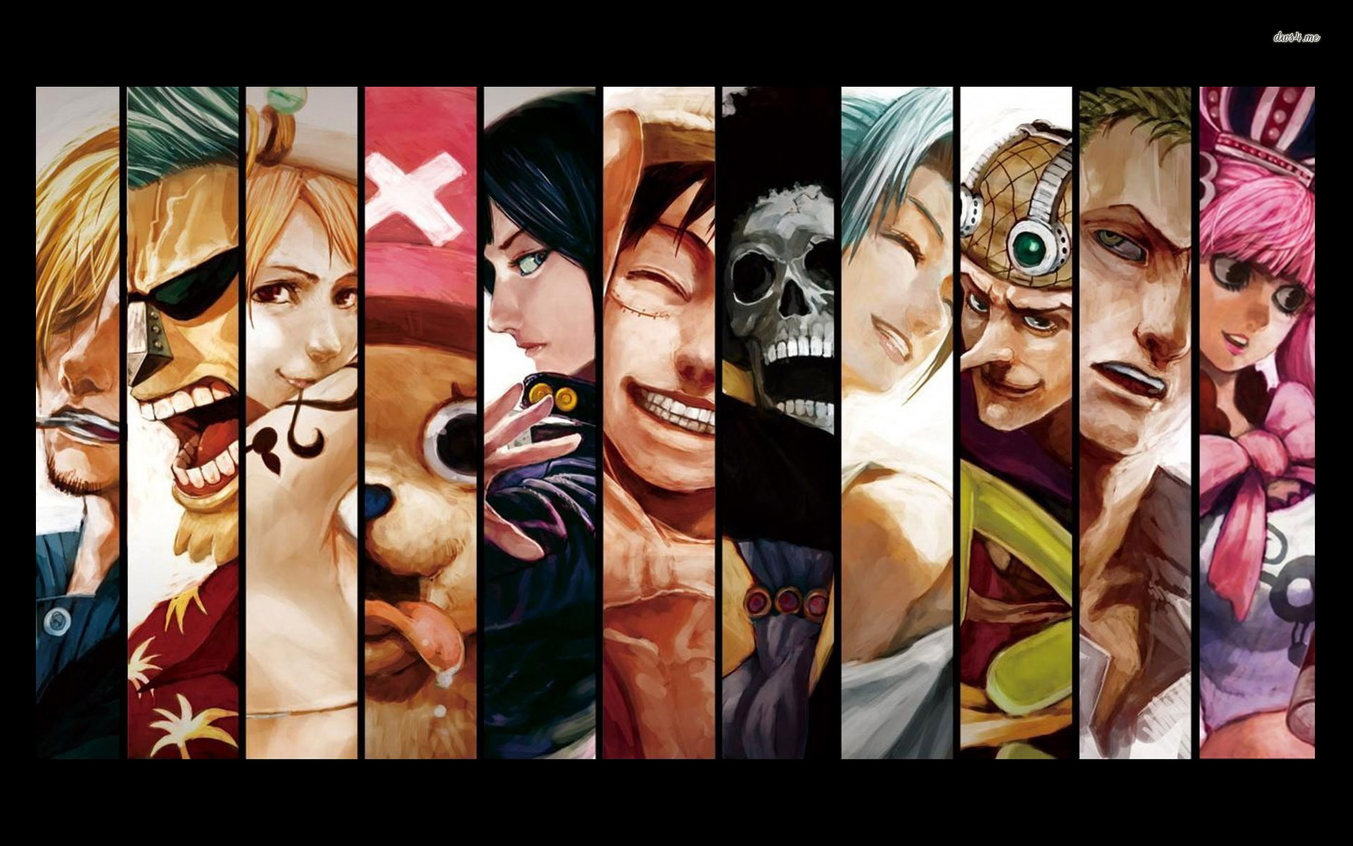 One Piece Wallpaper Desktop