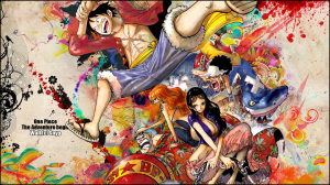 One Piece Wallpaper New World High Def