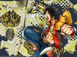 One Piece Wallpaper Screensaver
