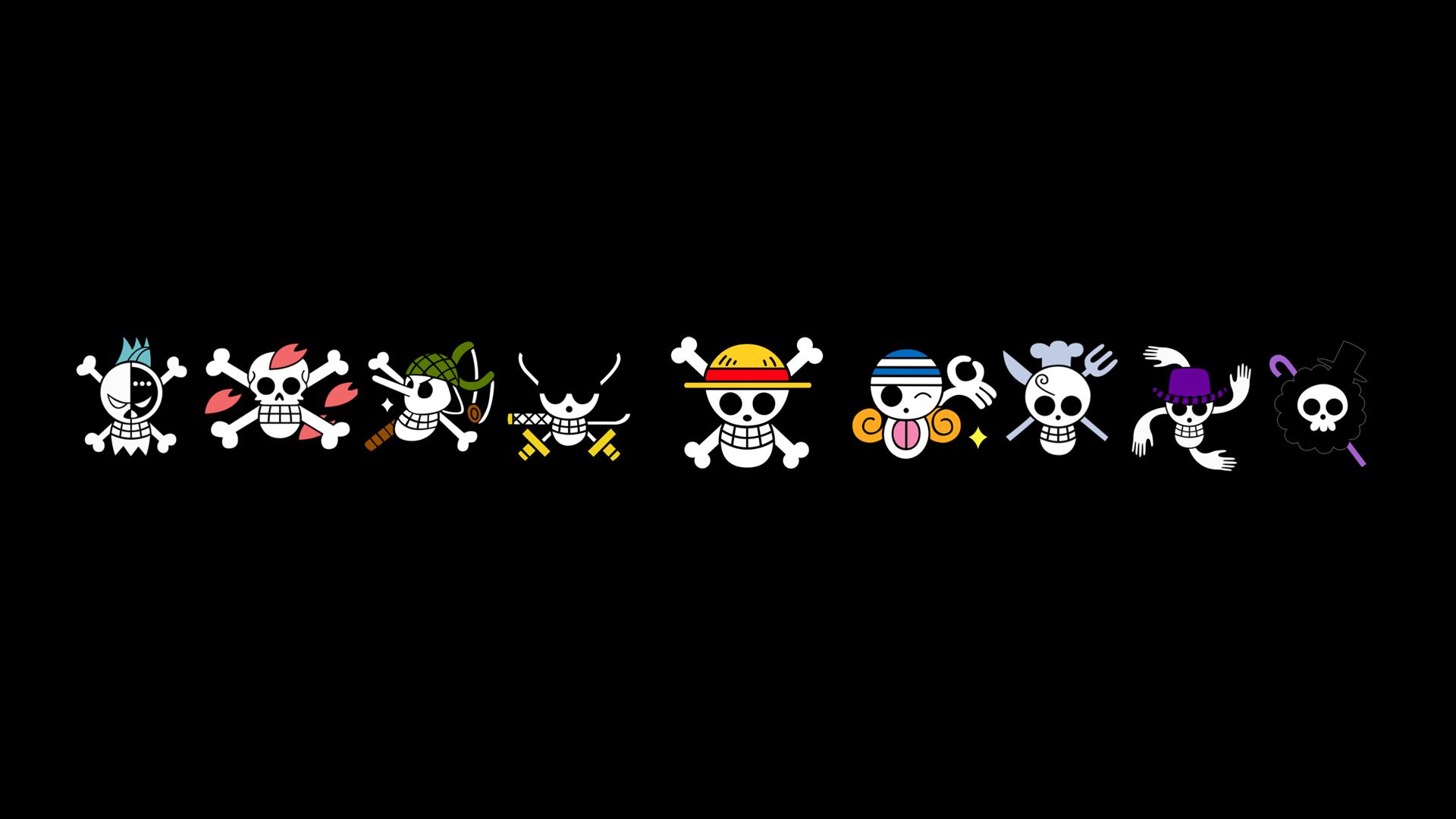 One Piece Wallpaper Symbol