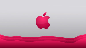 Pink Wallpaper Apple Background