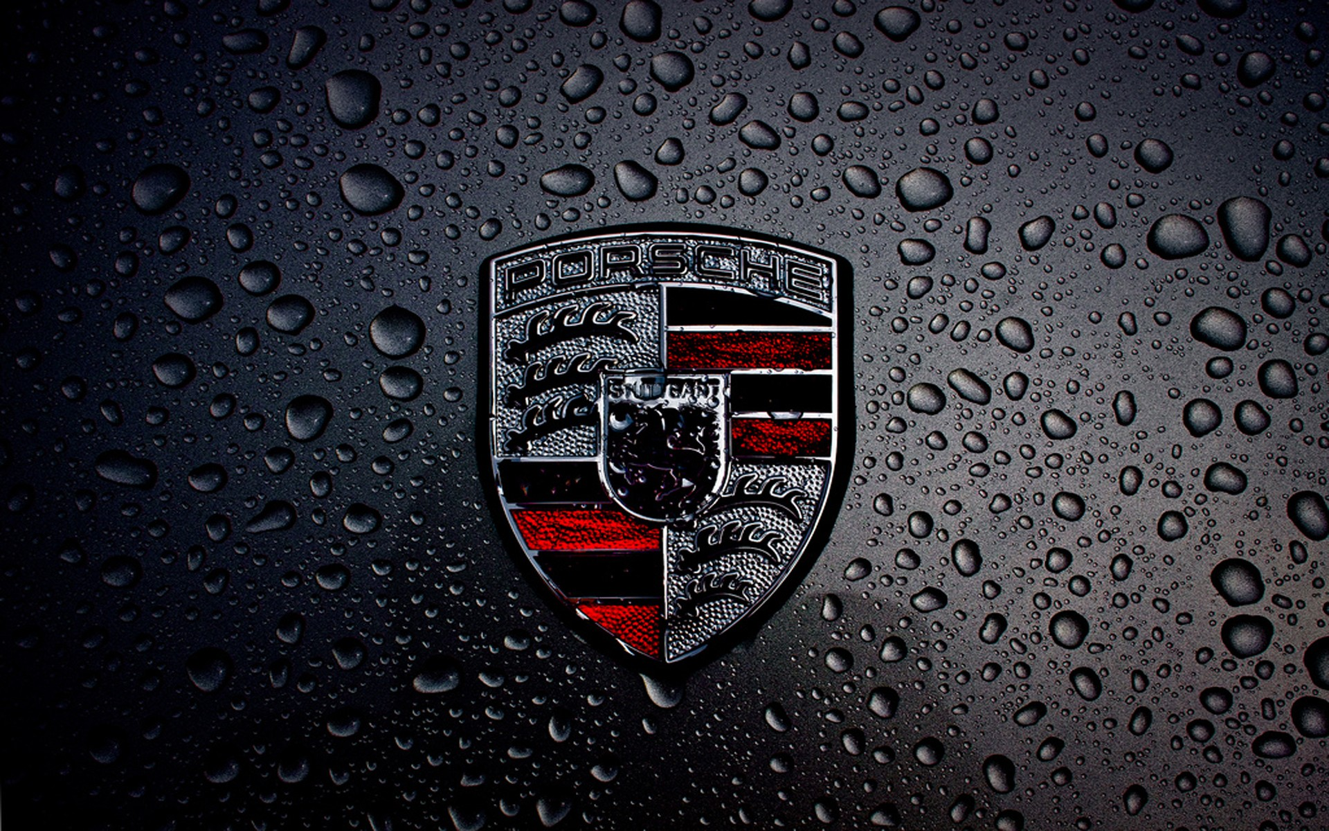 Porsche Logo Wallpaper HD