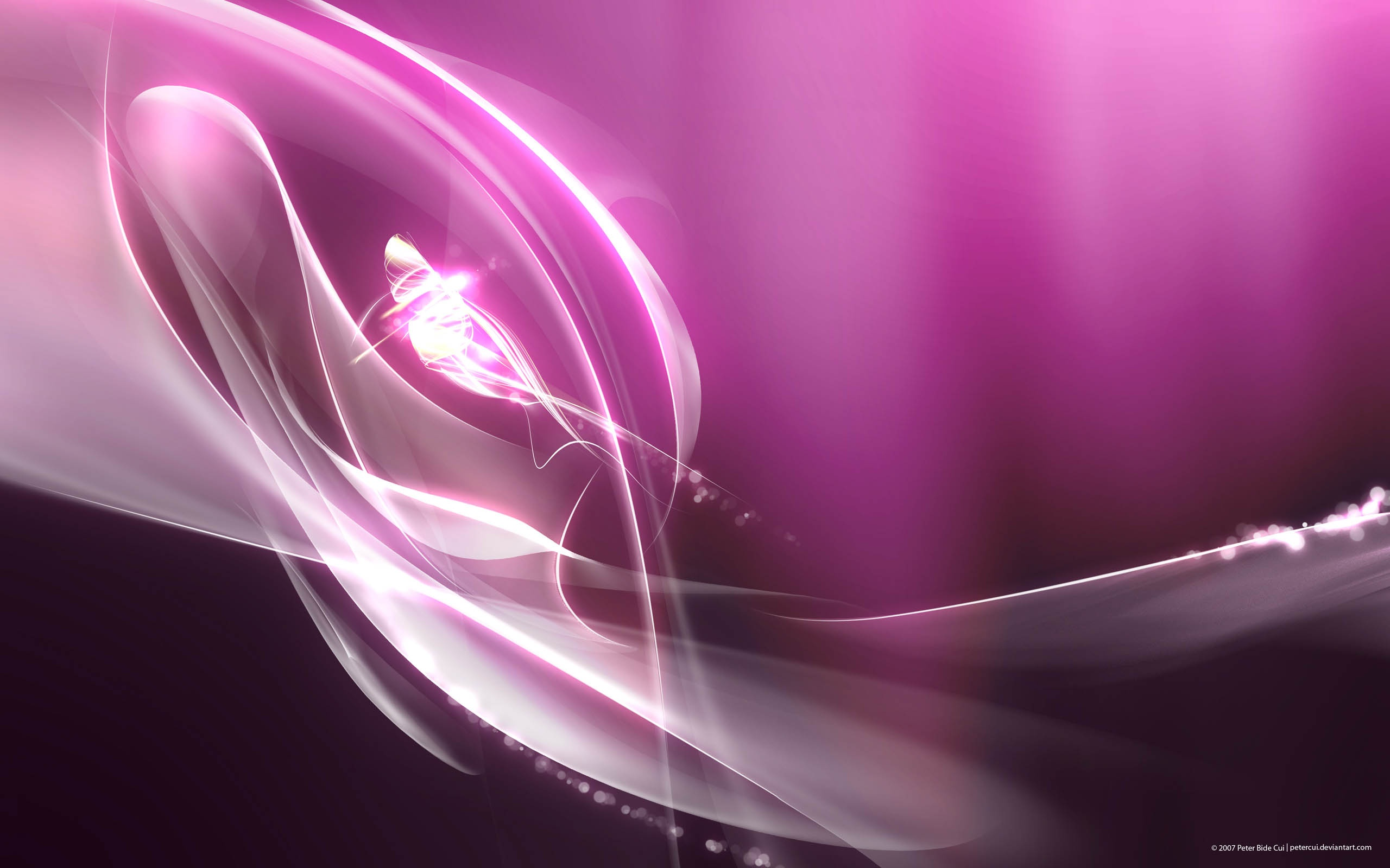 Purple Wallpaper 2560×1600