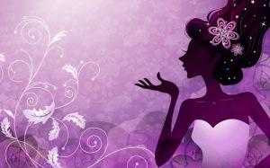 Purple Wallpaper High Resolution