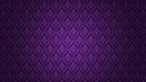 Purple Wallpaper Vintage Wall 1080p