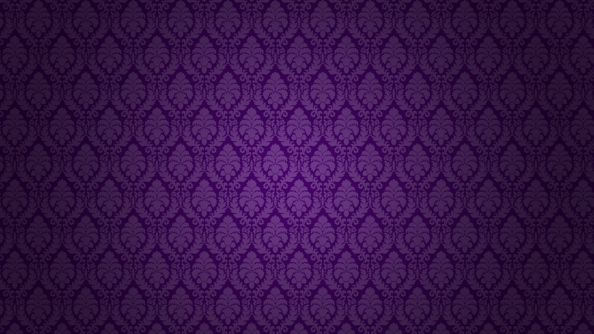 Purple & Black Bedroom Ideas Part - 48: Purple Wallpaper Vintage Wall 1080p