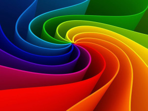 Rainbow Color Wallpaper Image Desktop