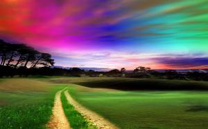Rainbow Mountain Wallpapers Clip Art