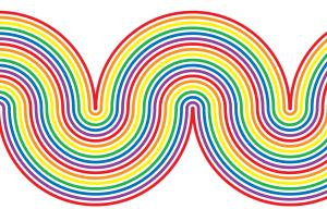 Rainbow Wonderful Wallpaper Desktop