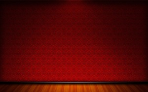 Red Background Wallpaper PPT