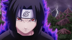 Sasuke Sharingan Wallpaper HD