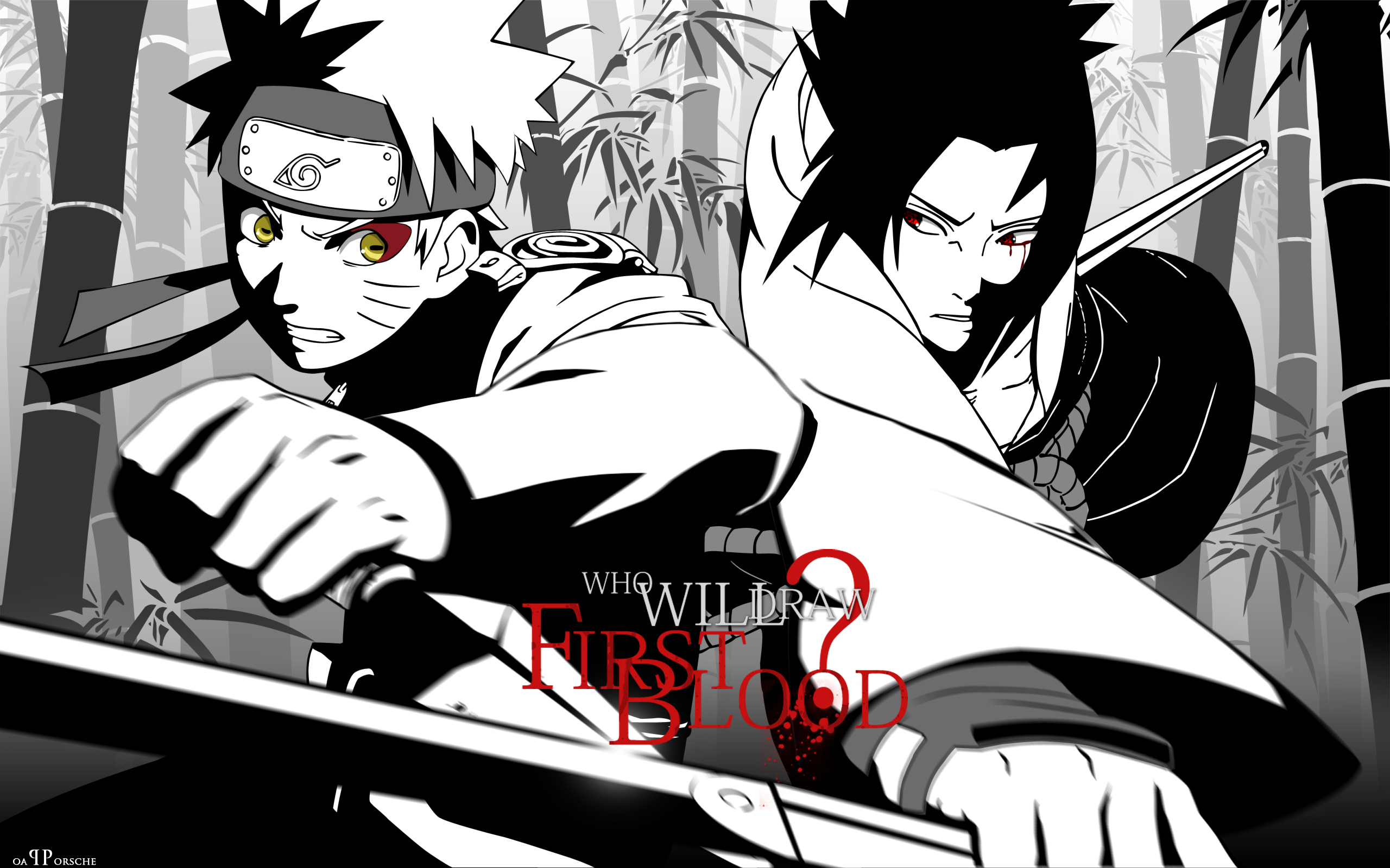 Sasuke Vs Naruto Wallpaper HD #5580 Wallpaper | WallDiskPaper